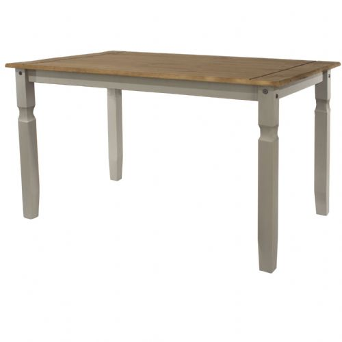 Premium Corona Pine Grey Wash Dining Tables